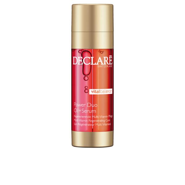 VITAL BALANCE power duo oil-serum 2 x 20 ml by Declaré