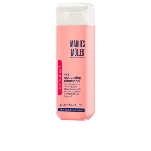 CURL ACTIVATING shampoo 200 ml by Marlies Möller
