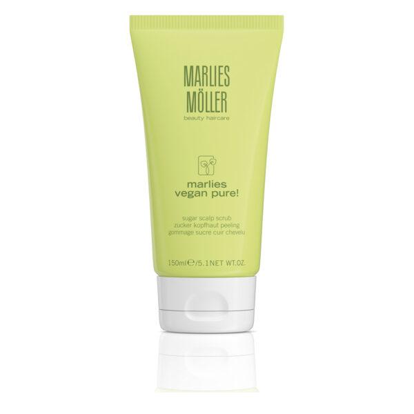 VEGAN PURE scalp scrub 150 ml by Marlies Möller