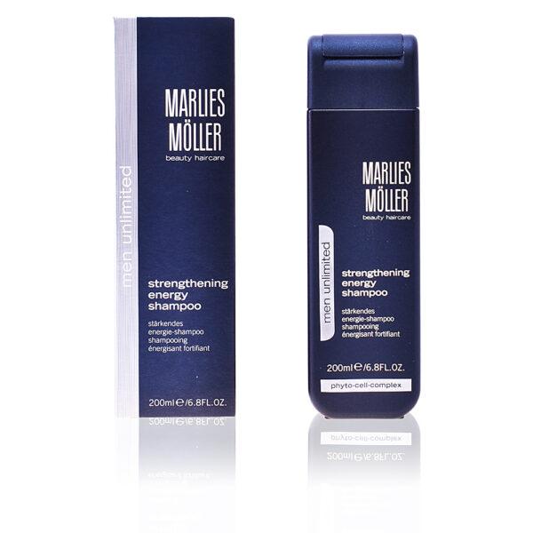 MEN UNLIMITED strengthening shampoo 200 ml by Marlies Möller