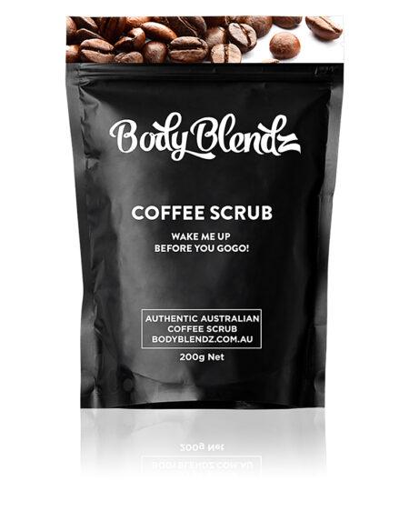 COFFEE WAKE ME UP BEFORE YOU GOGO! natural body scrub 200 gr by Body Blendz