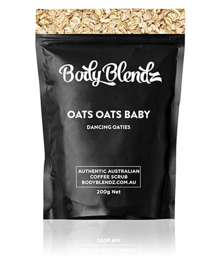 OATS OATS BABY DANCING OATIES natural body scrub 200 gr by Body Blendz